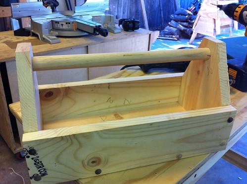 Ezra's tool box