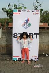 Marziya Shakir 4 Year Old  Footbal Marathon 2012 by firoze shakir photographerno1