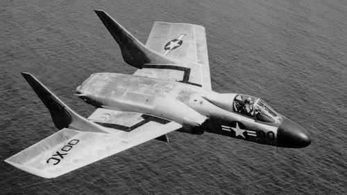 F7U Cutlass
