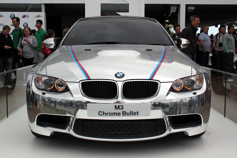 bmw bmw m3 chrome bullet. Black Bedroom Furniture Sets. Home Design Ideas