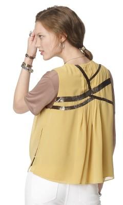 Veruka Embellished Vest $99 + 30% off