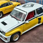 2741-Renault 5 copa turbo en Culleredo (Coruña)