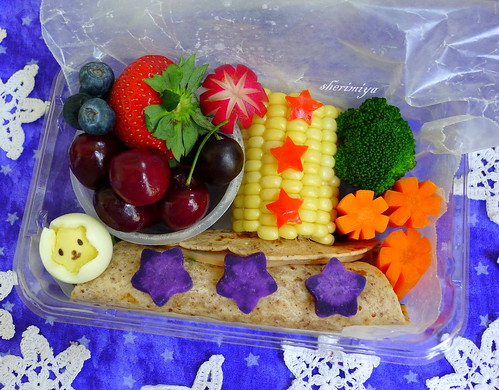 4th of July Field Trip Bento by sherimiya ♥