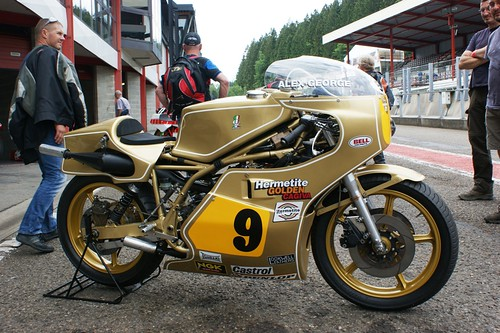 Suzuki-Cagiva RG500 (1977)