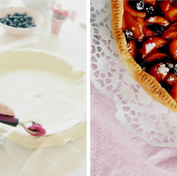 blätterteig und früchte rezept