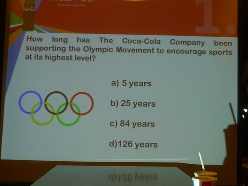 Coca-Cola & McDonald's