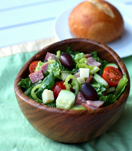 Antipasto Salad – Elly Says Opa!