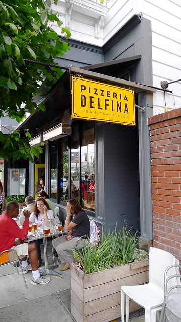 pizzeria delfina pac heights