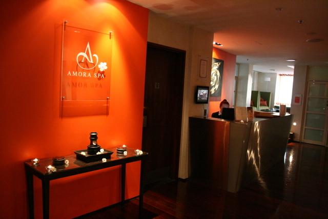 The Amora Spa