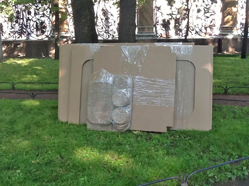 Cardboard maze_002