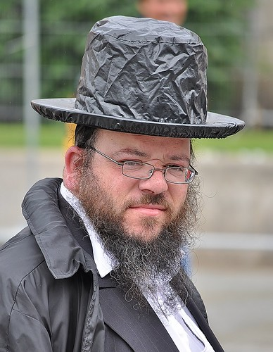 Rainproof Rabbi