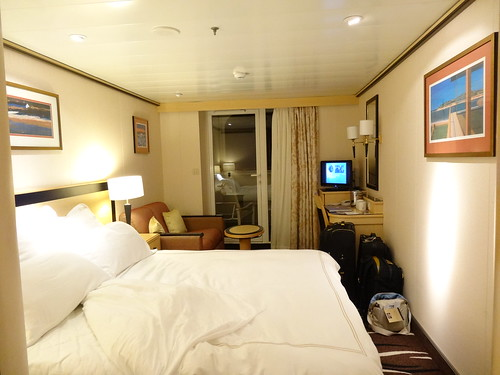 My Stateroom on the QM2