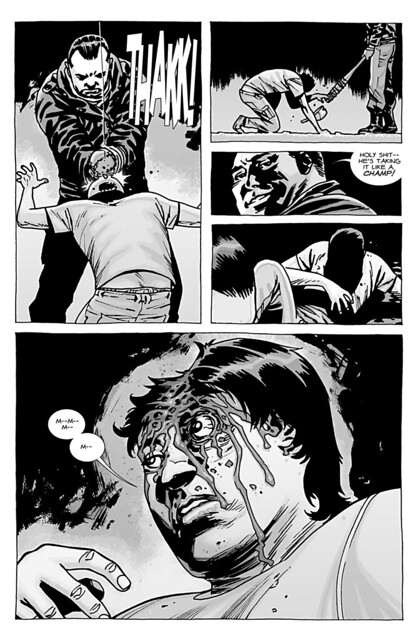 The Walking Dead 100-Zone- 022