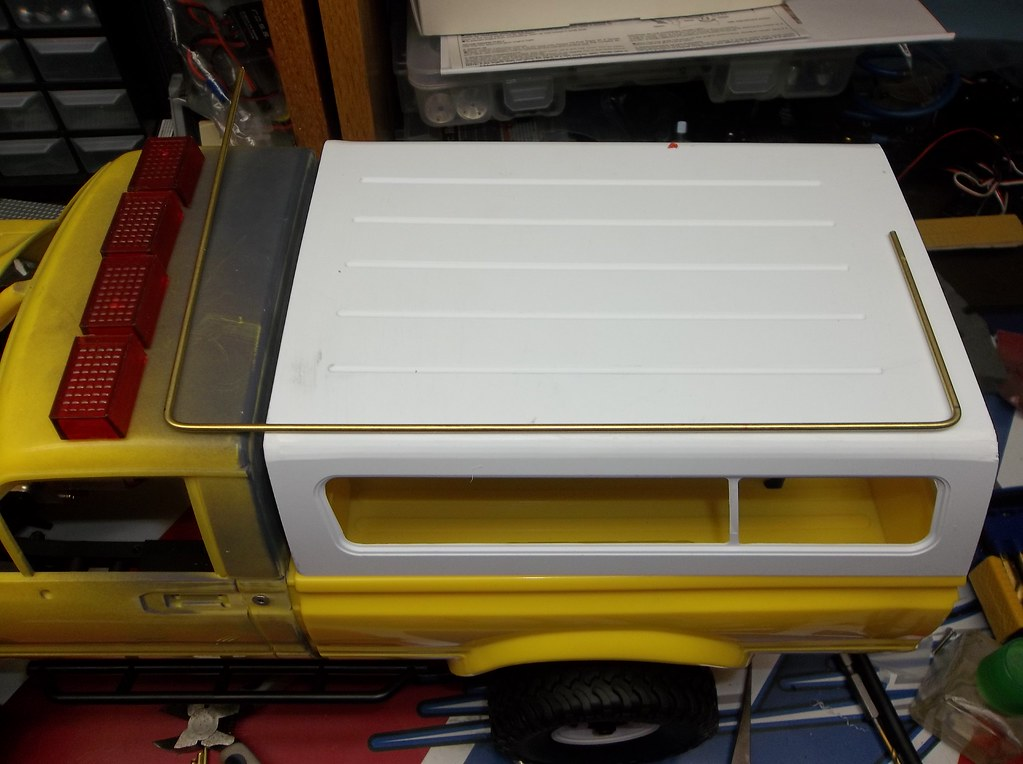 emergency off road search and rescue vehicle scale 4x4 r
