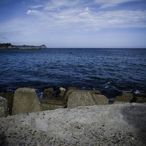 Le Jette, Okitsu Beach