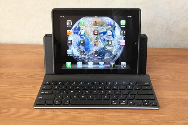 TK600 with iPad