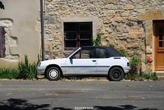Peugeot 205 CJ - Photo of Sos