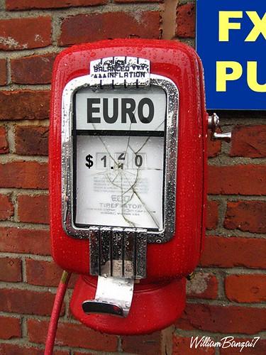 EURO FX PUMP by Colonel Flick