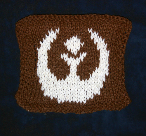 Rebel Washcloth
