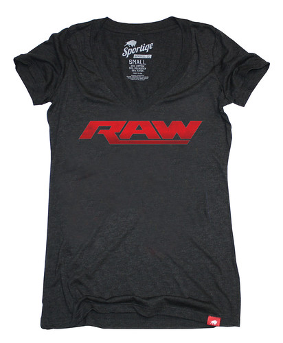 WWE RAW NEW LOGO T-SHIRT
