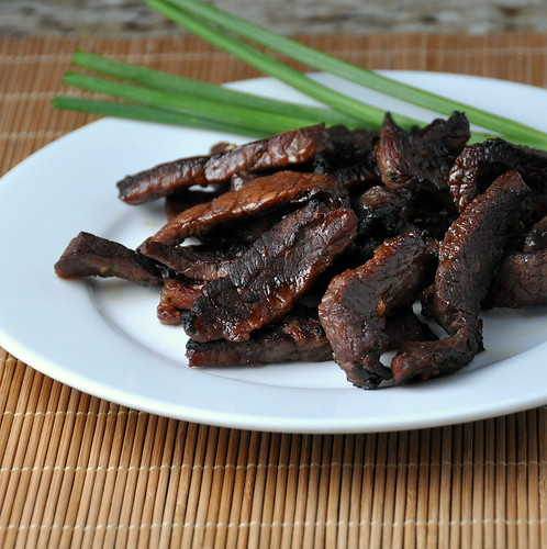Kalbi Beef – The Way to His Heart