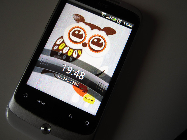 Owl phone you
