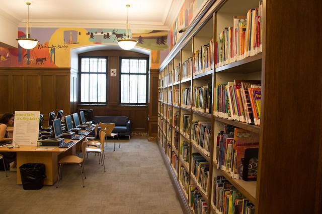 New York : en crise, les bibliothèques demandent 1,4 milliard de $