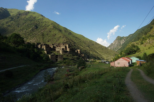 The amazing village of Shatili by CharlesFred