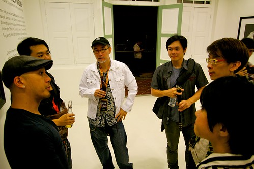 Solo Exhibition by Eddie Sung's Rock Dream