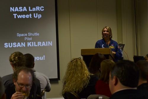 Astronaut Susan (Still) Kilrain
