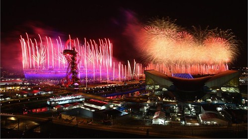Ceremonia de apertura juegos olimpicos Londres 2012