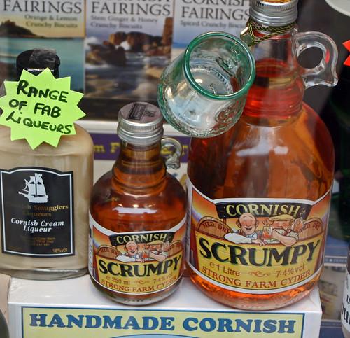 Cornish scumpy