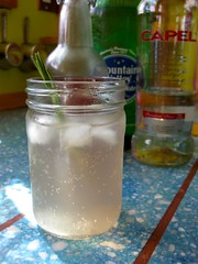 elderflower + pisco
