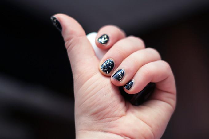 galaxy nails aka bilekynnet