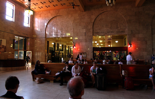 Portland - Union Station - Waiting Room