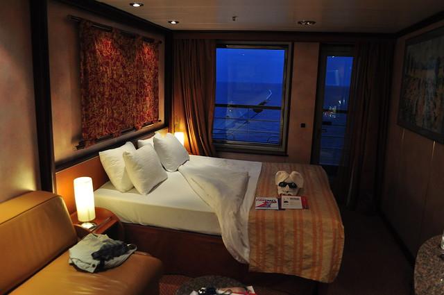 Carnival Inspiration - Verandah Suite, Deck 11