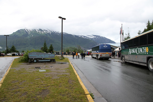 Mendenhall Glacier Entrance