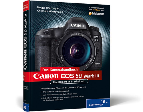 Canon EOS 5D Mark III Das Kamerahandbuch