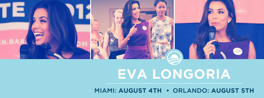 Women's Summits in Florida with Eva Longoria
