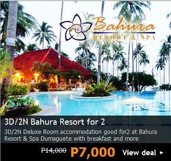 Bahura Resort Dumaguete Promo