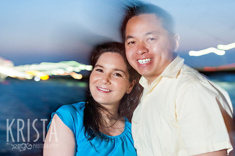 Engagement Session in Newport, RI