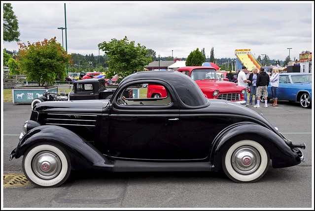 1936 ford deluxe 3 window coupe a photo on flickriver for 1936 ford 3 window