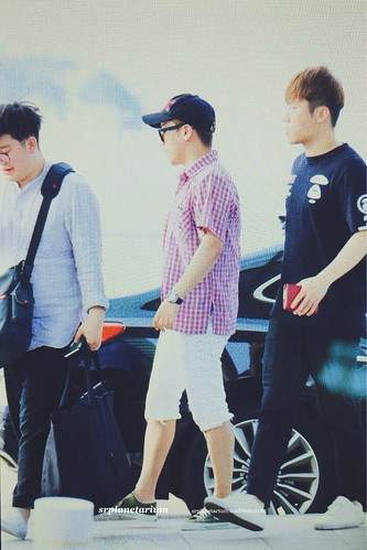 BIGBANG Departure Seoul Incheon to Foshan 2016-06-10 (77)