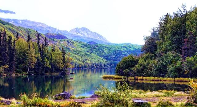Long Lake - Alaska (Explored)