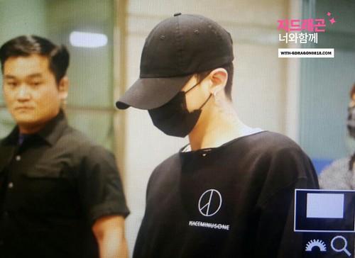 BIGBANG Arrival Seoul from Dalian 2016-06-26 (20)