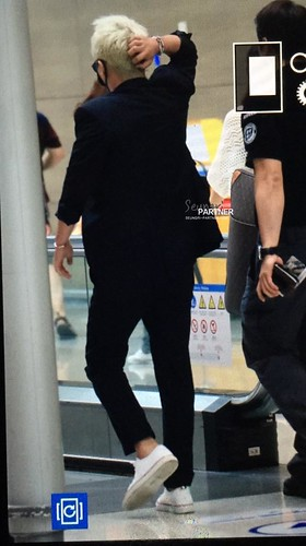 Big Bang - Incheon Airport - 26jun2015 - Partnervi - 02
