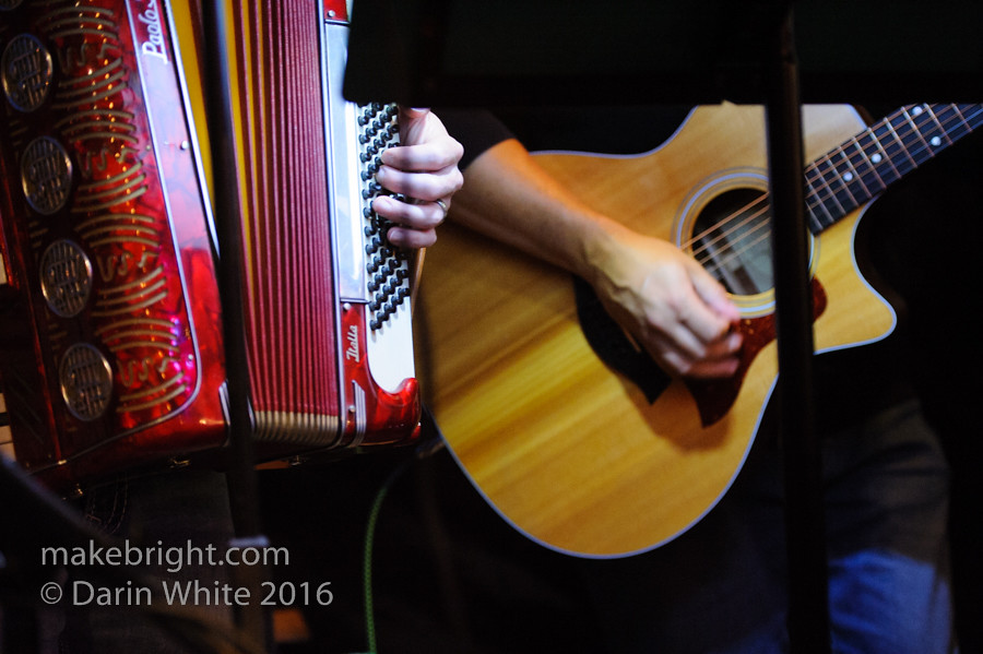 Heinz 57 and The Wailing Whippets at Strykerz 140