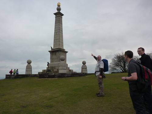 Coombe Hill Monument POINTING!
