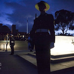 ANZAC Day Dawn Service, 2012