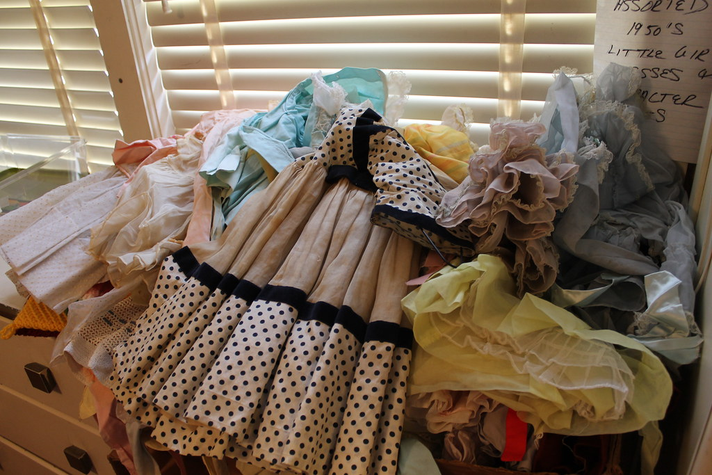 Children's clothing.